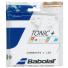 バボラ(BabolaT) トニック+ ロンジビティ (1.35mmより太い) BT7 ナチュラル ストリングス Tonic+(プラス) テニス用品 パッケージ品の画像1