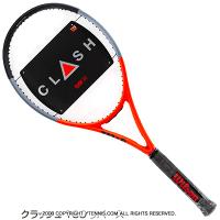 ウイルソン(Wilson) 2021年 クラッシュ 100 リバース (295g) 16x19 (Clash 100 REVERSE) WR005631 テニスラケット
