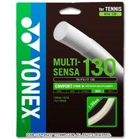ヨネックス(YONEX)マルチセンサ 130 (MULTI-SENSA 130) ポリエステルマルチMTG130 テニスガット パッケージ品