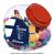【70個入り】バボラ(Babolat) MY OVERGRIP マイオーバーグリップ 3デザイン9色アソートの画像
