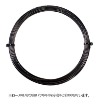 【12mカット品】ヨネックス(YONEX) ポリツアーストライク (Poly Tour STRIKE) ブラック 1.20mm/1.25mm/1.30mm ポリエステルストリングス テニス ガット テニス ガット ノンパッケージ