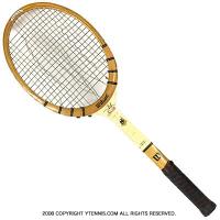 ヴィンテージラケット ウイルソン(WILSON) スタン・スミス シグネチャー Stan Smith signature 木製 テニスラケット