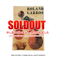セール品 フレンチオープンテニス ローランギャロス オフィシャル商品 ポスターデザイン マグネット