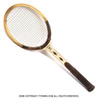 ウイルソン(WILSON) ヴィンテージラケット ジャック・クレーマー プロスタッフ テニスラケット 木製 ウッドラケット