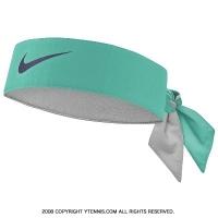 ナイキ(Nike)ドライフィット ヘッドタイ グリーン/ネイビー