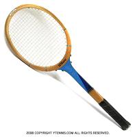 ウイルソン(WILSON) ヴィンテージラケット クリス・エバート テニスラケット 木製 ウッドラケット