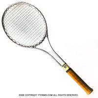 ウイルソン(WILSON) ヴィンテージラケット T-2000 テニスラケット スチールラケット