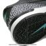 ナイキ(Nike) ロジャー・フェデラー×エアジョーダン 限定モデル ズームヴェイパー RF X AJ3 ブラック/クリアジェイド/ホワイト テニスシューズの画像7