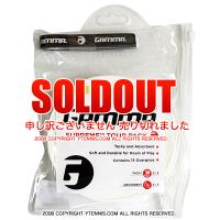 【超ウェット!】ガンマ(GAMMA) シュプリーム オーバーグリップテープ ツアー 15パック 国内未発売 ホワイト
