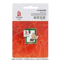 ★ 新品アウトレット ★北京オリンピック限定(Beijing Olympic) オフィシャル・テニス・ピンバッジ