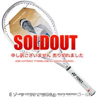 【大坂なおみ記念モデル】ヨネックス(YONEX) 2020年モデル Eゾーン 100 L (285g) ホワイト/ゴールド 16x19 (EZONE 100L LTD WHITE GOLD)テニスラケット