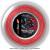 ポリファイバー(Polyfibre) エボリューション(Evolution) 1.30mm/1.25mm/1.20mm 200mロール ポリエステルストリングス レッドの画像