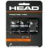 ヘッド(HEAD) ノバク・ジョコビッチ使用モデル プレステージプロ オーバーグリップテープ 3パック ブラックの画像1