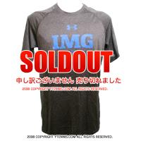アンダーアーマー(UNDER ARMOUR)×IMG(ニック・ボロテリー テニスアカデミー) メンズ Tシャツ UA Tech