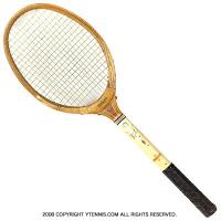 アウトレット ヴィンテージラケット ウイルソン(WILSON) ボビー・リッグス ボンバルディア Bobby Riggs BOMBARDIER 木製 テニスラケット