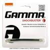 ガンマ(GAMMA) ショックバスター シングル ブラック ラケット振動止め ダンプナー