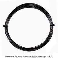 【12mカット品】ヘッド(HEAD) ソニックプロ(SONIC PRO) 1.30mm/1.25mm ポリエステルストリングス ブラック テニス ガット ノンパッケージ