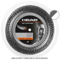 ヘッド(HEAD) リップコントロール(RIP CONTROL) ブラック 1.25mm/1.30mm 200mロール ナイロンストリングス