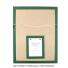 激激レア!! 世界限定10枚 ウィンブルドンテニス 2008 フェデラー・ ナダル直筆サイン入り 高級額付ポスター 証明書付きの画像8