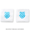 セール品 K-Swiss(ケースイス) シングルワイド3 リストバンド ホワイト/ライトブルー