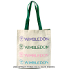 Wimbledon(ウィンブルドン)全英オープンテニス プレミアムショッパー オーガニックコットンバッグ オフィシャル記念グッズ