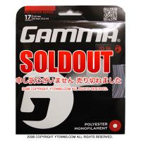 GAMMA ガンマ iO プロフェッショナル 16G ストリングス ガット シルバー パッケージ品