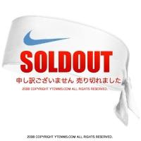 ナイキ(Nike)ドライフィット ヘッドタイ ロンドン ホワイト/ユニバーシティーブルー