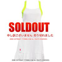 ポロ ラルフローレン (Polo Ralph Lauren) エリートコートニードレス ホワイト テニスドレス 国内未発売 レディース
