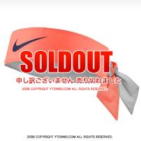 ナイキ(Nike)ドライフィット ヘッドタイ ラファエル・ナダル USオープンシグネチャーモデル オレンジ/ブルー
