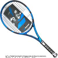 バボラ(BabolaT) ピュアドライブ ジュニア 26 (PURE DRIVE JR 26) ブルー ジュニアテニスラケット(張上済) 140418-136