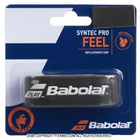 【ナダル使用シリーズ】バボラ(BabolaT) シンテックプロ リプレイスメントグリップテープ ブラック