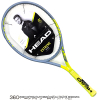 ヘッド(Head) 2020年モデル グラフィン360+ エクストリームS 16x19 (275g) 235340 (Graphene 360+ Extreme S) テニスラケット