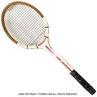 ヴィンテージラケット ウィンフィールド(Winfield) ファイバーエンフォースド 木製 テニスラケット