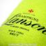 【ボトルカバーのみ】LANSON ランソン ウィンブルドン テニスボール シャンパンカバーの画像4