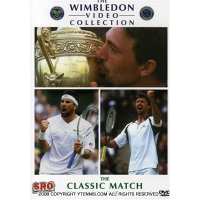 ラフターVSイワニセビッチ 2001年 ウィンブルドン ファイナル THE CLASSIC MATCH DVD