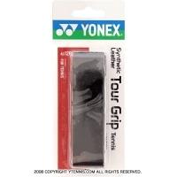 ヨネックス(YONEX) スーパーレザーツアーグリップ ブラック AC126