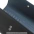 セール品 ラコステ(Lacoste) ラージ ファスナー オールインワンウォレット 財布 ブラックの画像3
