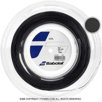 バボラ(Babolat) エクセル(Xcel) ブラック 1.25mm/1.30mm 200mロール ナイロンストリングス