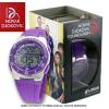 NDFノバクジョコビッチファウンデーション LORUS 腕時計 ジョコビッチモデル パープル