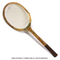 ウイルソン(WILSON) ヴィンテージラケット ファイナリスト テニスラケット 木製 ウッドラケット