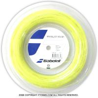 バボラ(Babolat) RPMラフ / RPMブラストラフ (RPM ROUGH / RPM Blast ROUGH) 1.35mm/1.30mm/1.25mm 200mロール ポリエステルストリングス イエロー