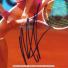 マリア・キリレンコ選手 直筆サイン入り記念フォトパネル 2010年全仏オープン JSA authentication認証 フレンチオープンの画像6