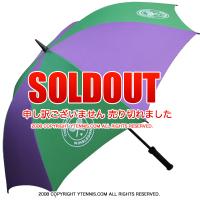 Wimbledon(ウィンブルドン)全英オープンテニス オフィシャル記念グッズ パラソル 傘