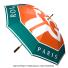 フレンチオープンテニス ローランギャロス ロゴデザインパラソル(大) 傘 全仏オープンの画像4
