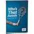 セール品 全豪オープンテニス オフィシャル商品 フー・ザット・オージー オフィシャルプレイヤーズガイド2011 Who's That Aussie オーストラリアンオープンの画像1