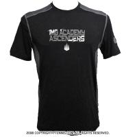 アンダーアーマー(UNDER ARMOUR)×IMG(ニック・ボロテリー テニスアカデミー) RAID IMGメンズ Tシャツ ヒートギア