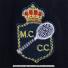 セール品 ROLEX MASTERS モンテカルロ ロレックスマスターズ開催地MCCCオフィシャル ポロシャツ ネイビーの画像2