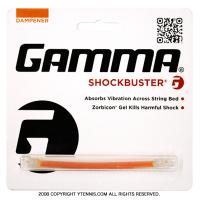 ガンマ(GAMMA) ショックバスター シングル オレンジ ラケット振動止め ダンプナー