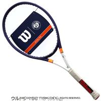 ウイルソン(Wilson) 2021年 ウルトラ 100 RG (300g) V3.0 16x19 (ULTRA 100 V3.0 ROLAND GARROS) WR068411 テニスラケット