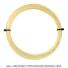 【12mカット品】ヨネックス(YONEX) エアロンスーパー 850 クロス(AERON SUPER 850 X) ナチュラルゴールド 1.30mm ナイロンストリングス テニス ガット ノンパッケージの画像1